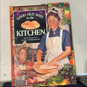 Other - The Good Old Days in the Kitchen Book